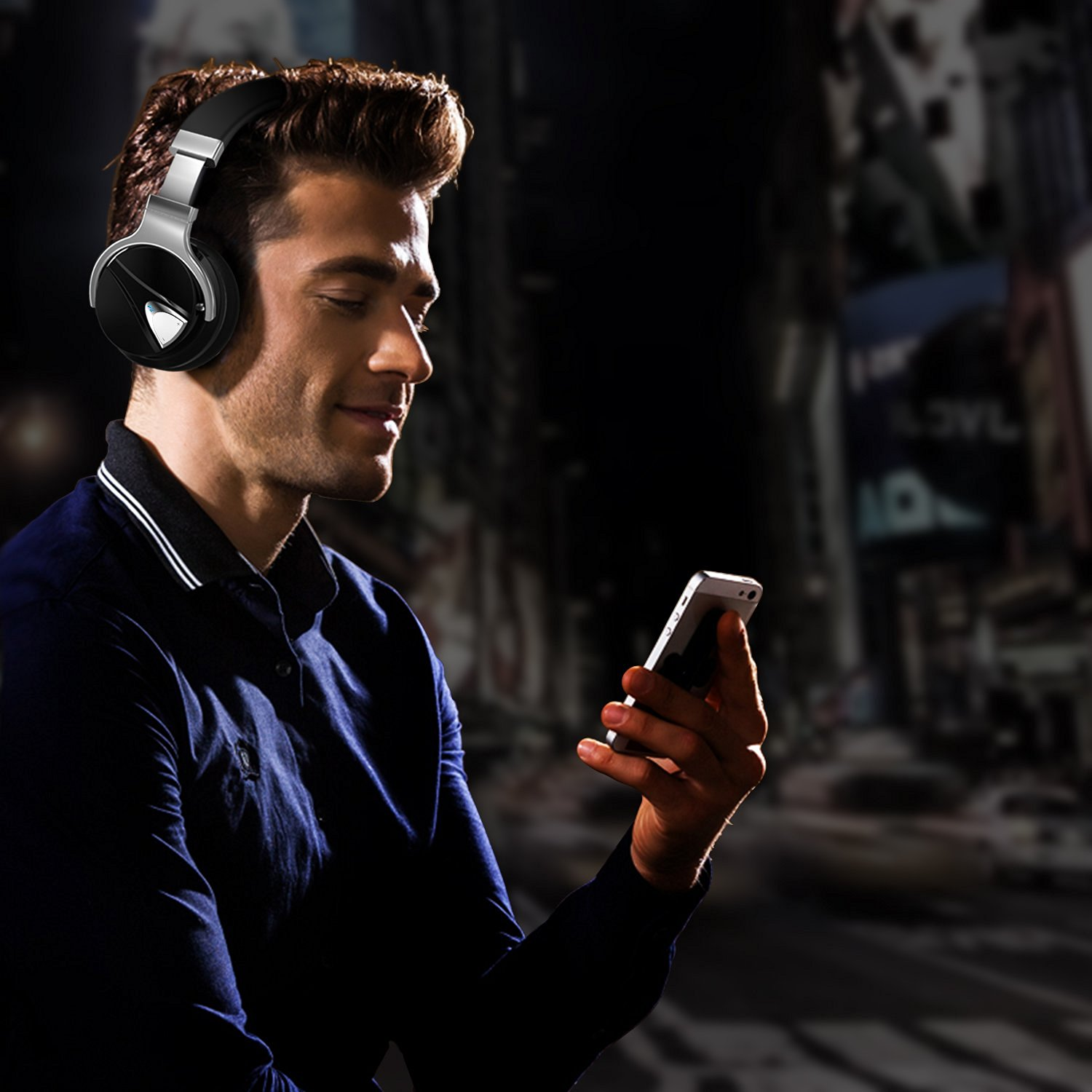 Dylan Qs1 Active Noise Cancelling Bluetooth 4 0 Hi Fi